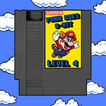 "Punk Goes 8-Bit, Level 4 (2013) Cover song: ""Cristalena"" (8-Bit Video Game Style)"