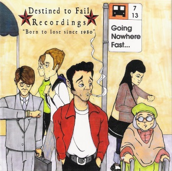 "Going Nowhere Fast... (1999) Track: ""Good Friends Are Hard To Find"""