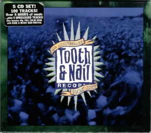 "Tooth & Nail 4th Anniversary Box Set (1997) Track: ""Doing Time (Extended Radio Version)"" Other Tracks: ""High Standards"", ""Money Tree"", ""Drum Machine Joy"", ""Today Is In My Way"", ""Move To Bremerton (Critter Version)"", ""Creation"" & ""G.S.F."""