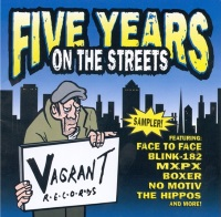 "Five Years On The Streets (1998) Track: ""Blue Moon"" [cover]"