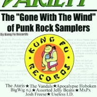 "The ""Gone With The Wind"" of Punk Rock Samplers (2000) Track: ""GSF (Live)"" (from At The Show)"