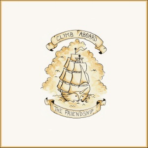 "Climb Aboard the Friendship - Few Things Really Matter (2007) Track: ""I've Sold Out"""