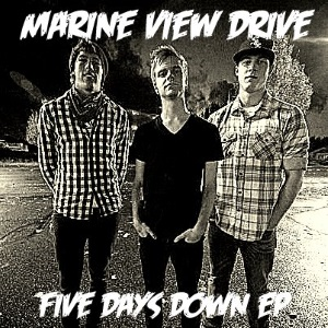 "Marine View Drive - Five Days Down EP (2010) Track: ""Let's Go Out"""