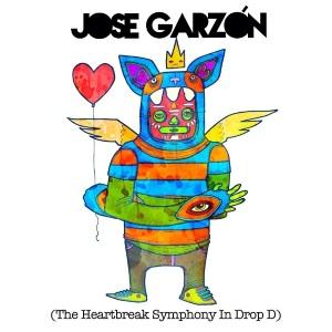 Jose Garzon - The Heartbreak Symphony In Drop D (2013) Tracks:whole album (bass)
