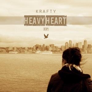 "Krafty - Heavy Heart EP (2014) Track: ""I Know You By Heart"""