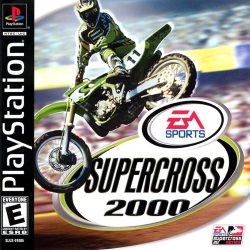 "Supercross 2000 (Video Game) (1999) Featuring: ""The Next Big Thing"""