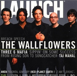 "Launch 46 (CD-ROM Magazine) (2000) Featuring: ""Responsibility"" (live)"