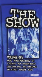 "The Show, Vol. 1 (Film) (2001) Featuring: Interview, ""Party, My House, Be There"" & ""Sometimes You Have To Ask Yourself"" (live)"