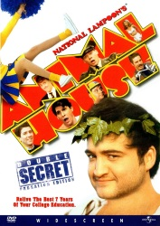 "Animal House: Double Secret Probation Edition (Movie) (2003)  Featuring: ""Shout!"" [The Isley Brothers cover] (Song & video exclusively released on this DVD)"