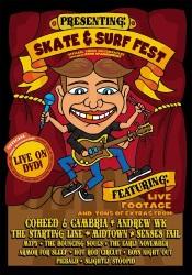 "Skate & Surf Fest (Film) (2005) Featuring: ""Chick Magnet"" & ""Punk Rawk Show"" (live)"