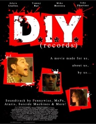 D*I*Y The Movie (Movie) (2010) Featuring: multiple MxPx & Tumbledown tracks, new song by Mike Herrera (Mike Herrera acts in movie)