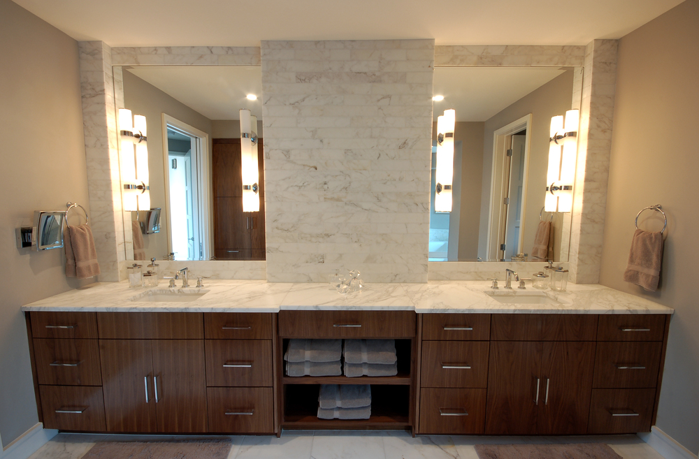Cortona Master Bathroom