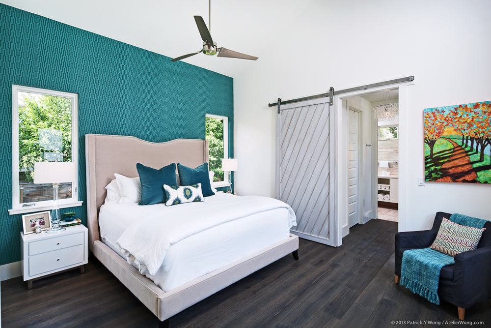 Spring Lane Master Bedroom