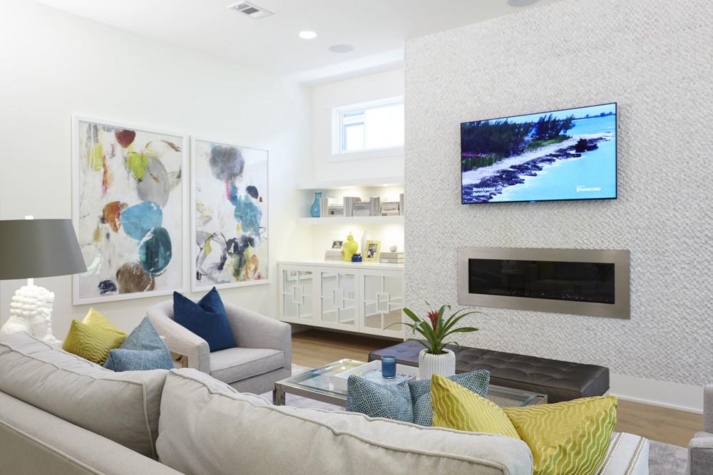 Cherry Lane Living Room
