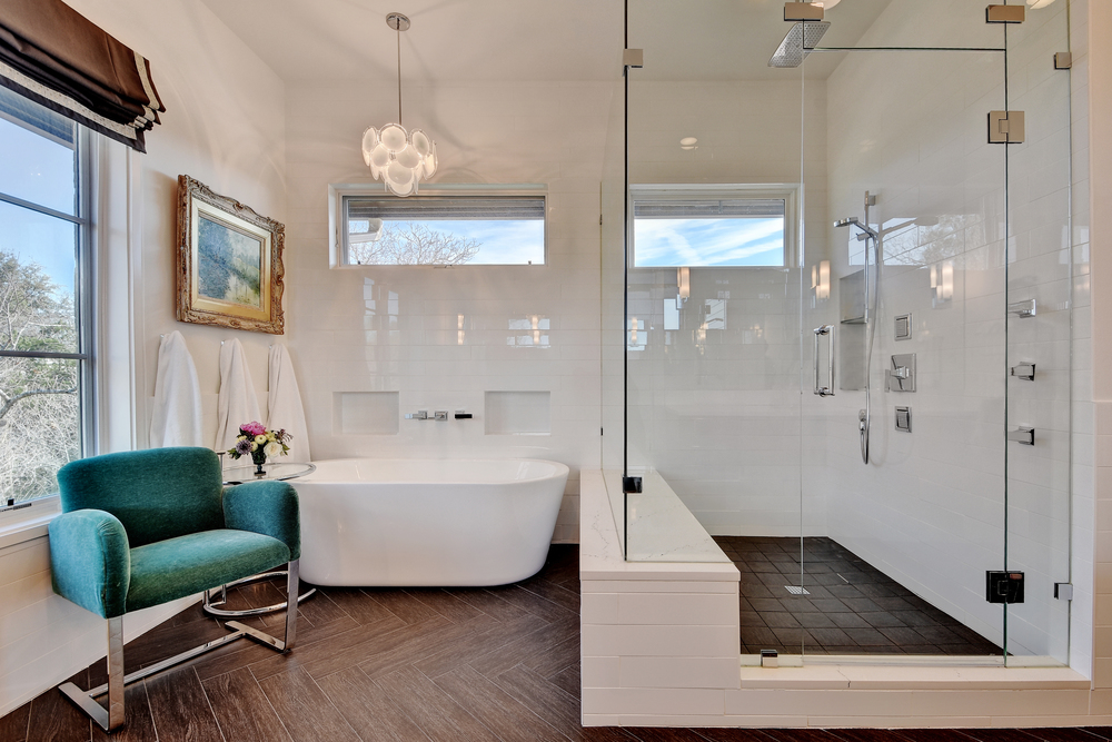 Maria Anna Master Bathroom