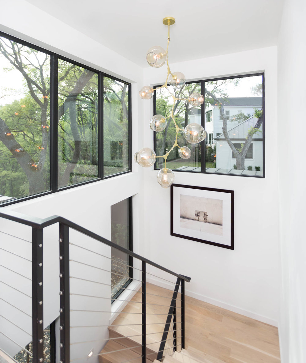 Gaston Stairway