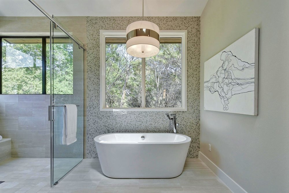 Wild Basin Master Bathroom