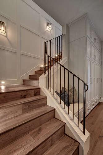 Spanish Oaks Stairway
