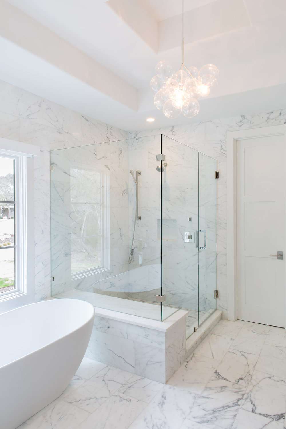 Newhall Master Bathroom