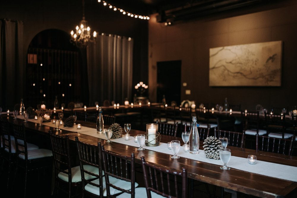 rehearsal dinner at winery