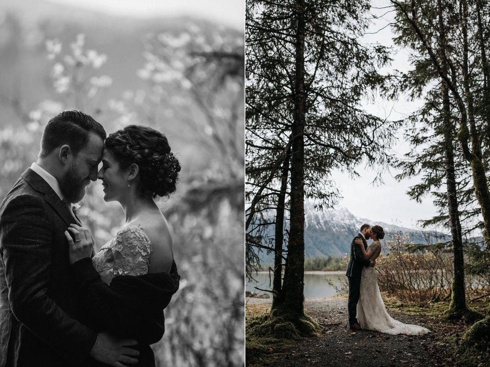 elopement in juneau alaska