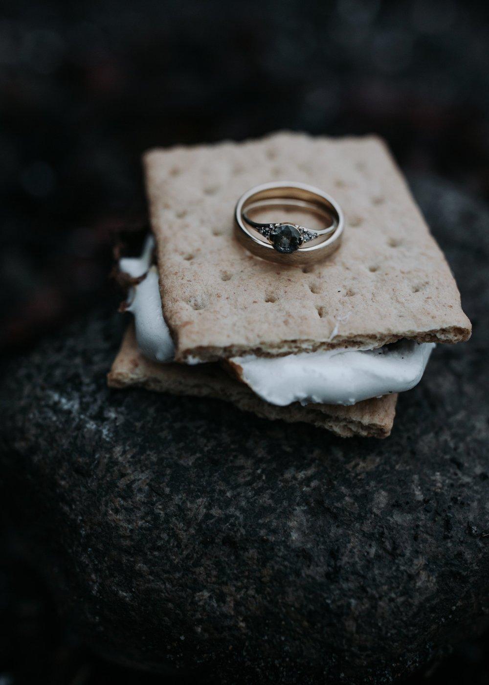 juneau wedding ring