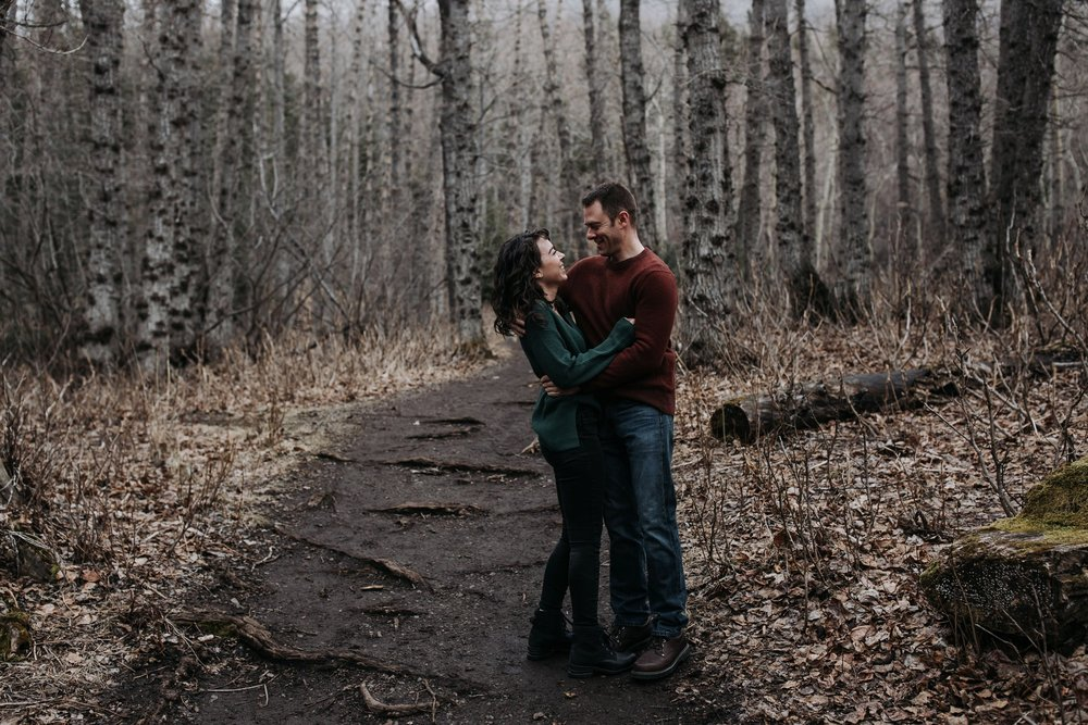 alaska engagement photographer