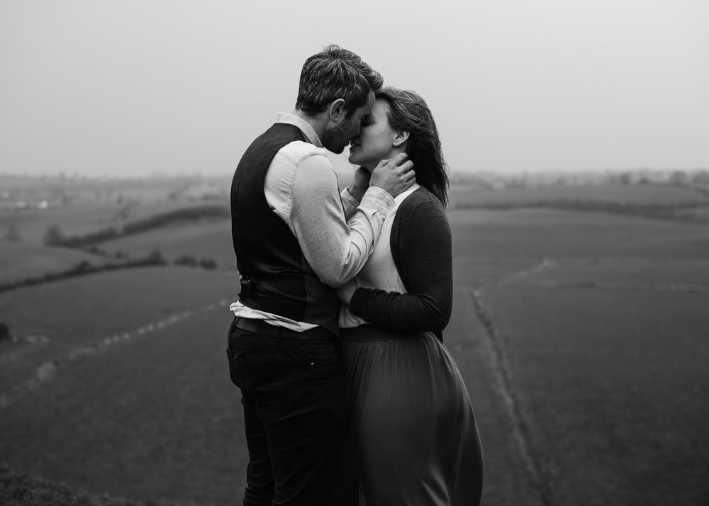engagement + lovers -