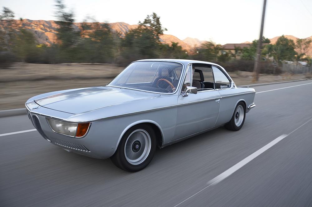 Coup d'état: BMW 2000CS with S...