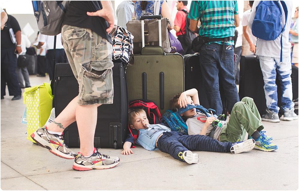 Day 89:365: Waiting at airport