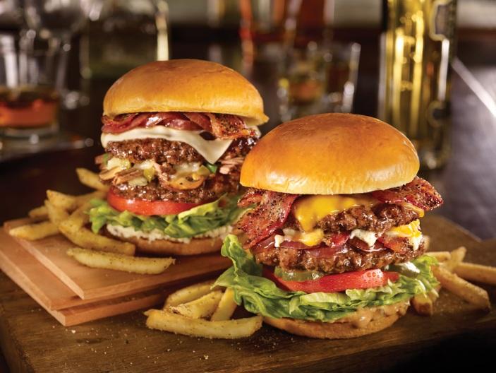 BUD, BURGERS & BINGO - • 1/2 Price Burgers• $3 Bud & Bud Light Bottles