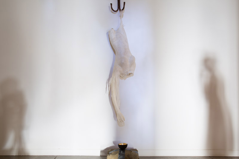 Inanna is Hung from a Hook for Three Days and Three Nights,  2014