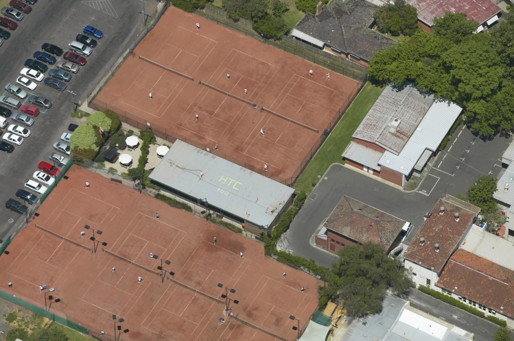 Aerial view (2005)