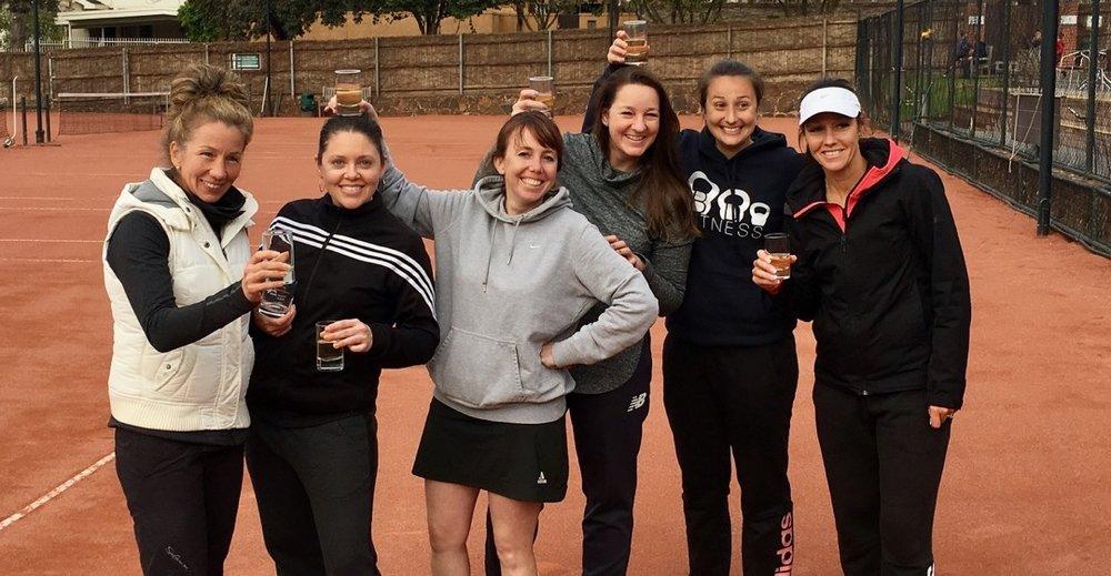 2017 Grade 2 Women's Pennant team.jpg