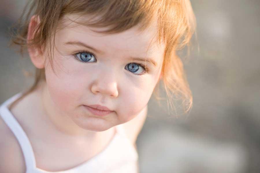 blue eyed cutie