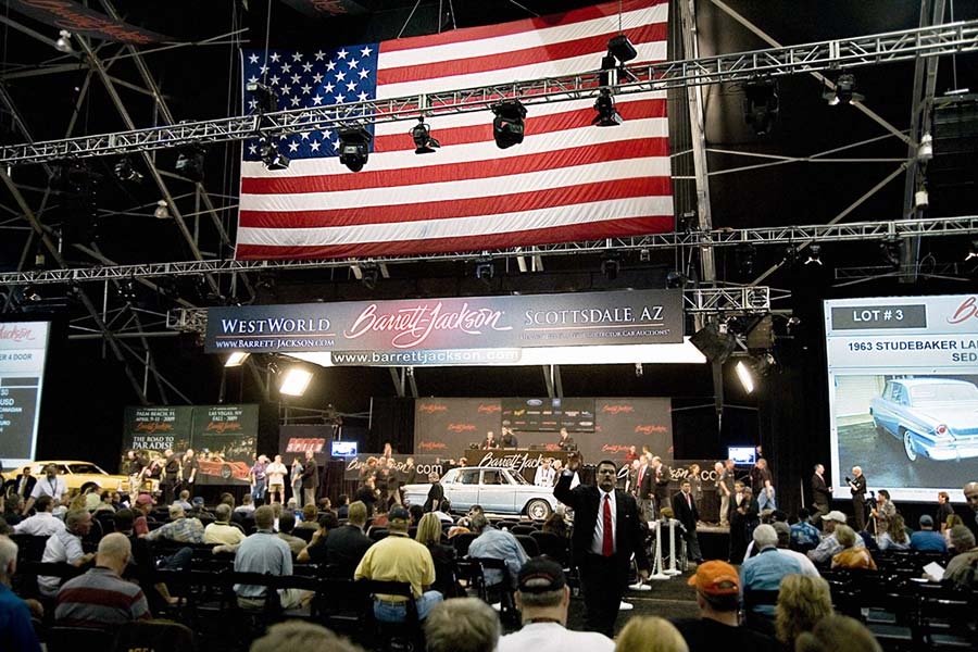 Barrett-Jackson auction