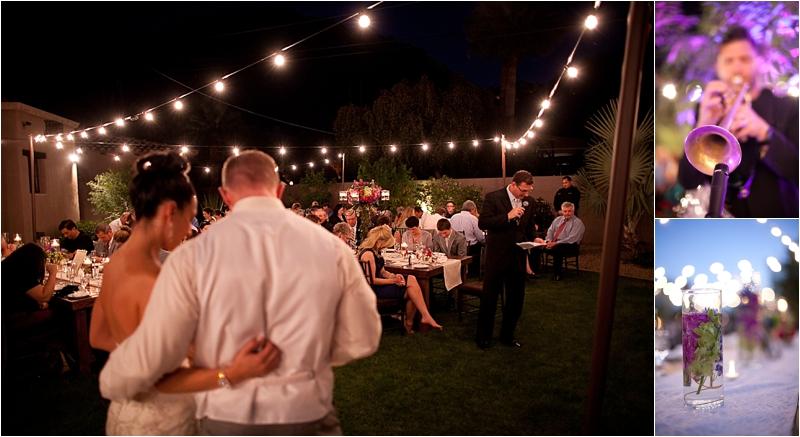 backyard wedding in phoenix