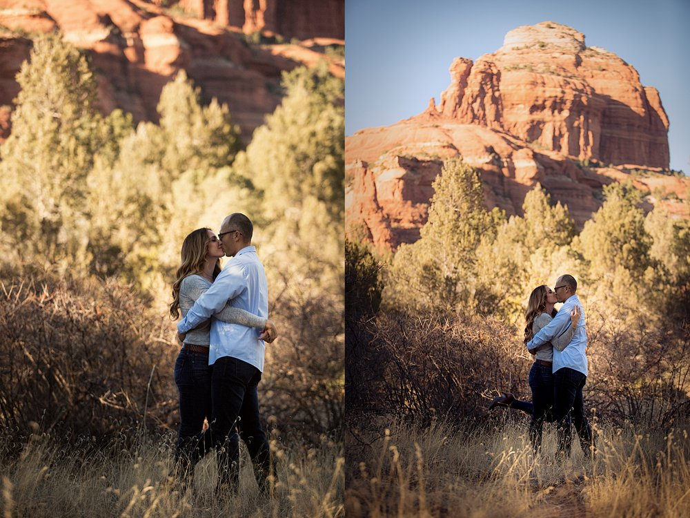 Engagement Session in Sedona