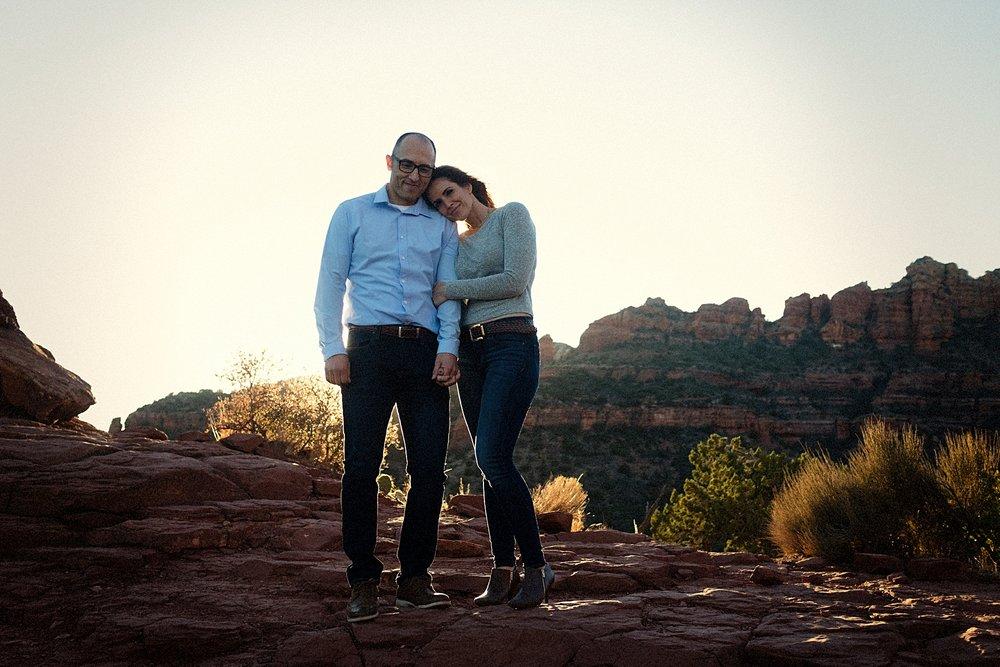 Sedona Engagement Session Photography