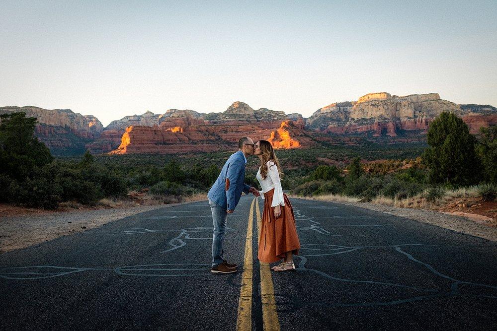 Sedona Kiss Engagement Photos