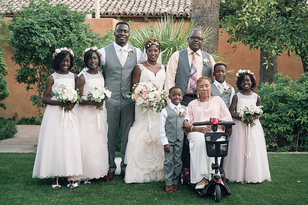 family formals at the royal palms phoenix