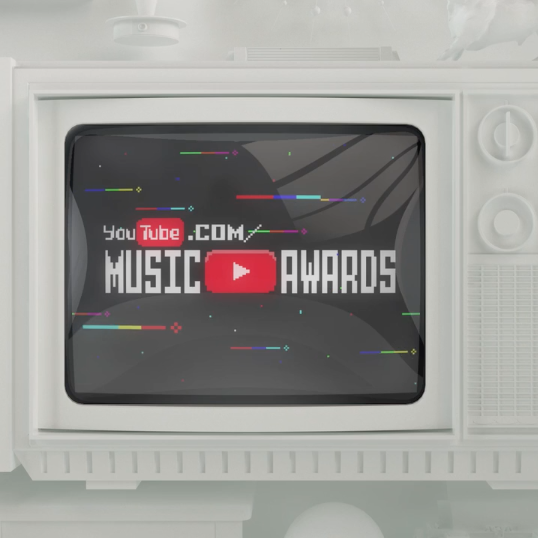 "YouTube Music Awards ""The Future"""