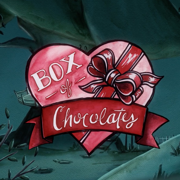 "Animated Short ""Box of Chocolates"""