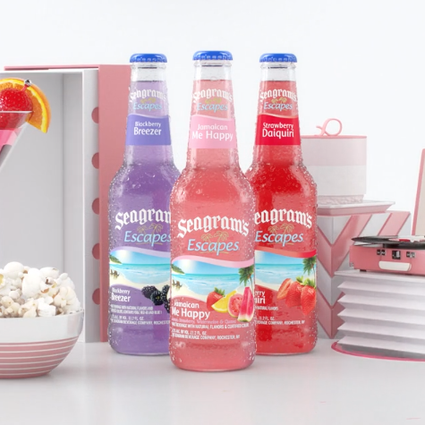 "Seagram's Escapes ""Girls Night"""