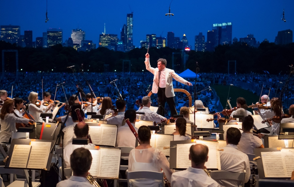 MUSICAL TREASURES OF NEW YORK - SAMPLE NEW YORK CITY EDUCATIONAL ORCHESTRA 5 DAY TOUR