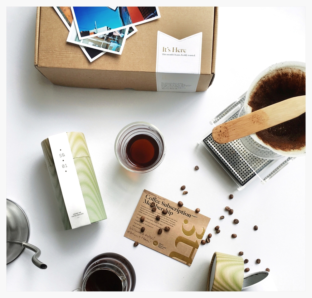 Our mission is to help you discover them all. - A coffee subscription that curates and creates an amazing experiences every month. Every 30 days we feature a new Australian roaster and their specially picked beans for the month.