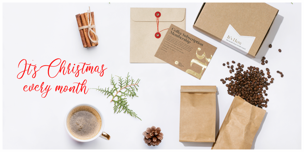 A gift that that keeps giving - People love our subscriptions because their gift goes beyond Christmas. It reminds them of your love every month!