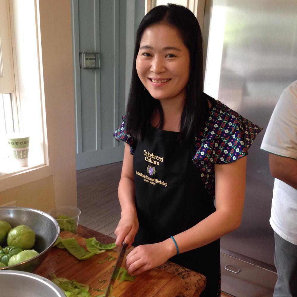 Soh Kim, Phd   Director of FoodInno and Stanford Fooo Design Lab