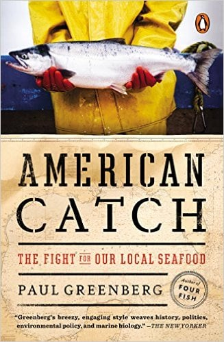 American Catch - Book
