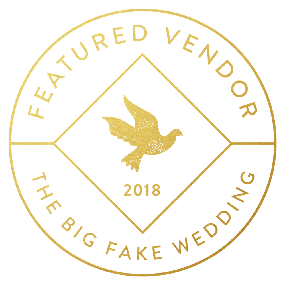 The Big Fake Wedding Badge.png